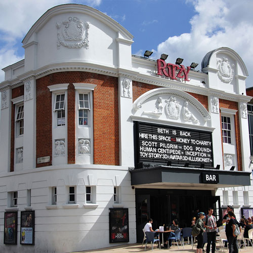 The Ritzy, Brixton